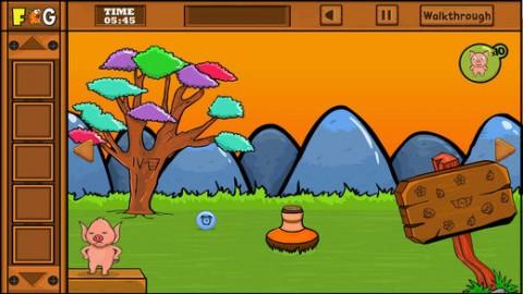 Piggy Land Escape截图(3)