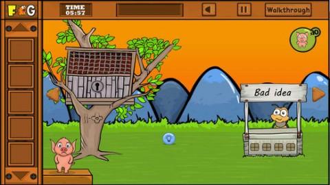 Piggy Land Escape截图(4)