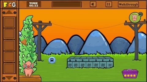 Piggy Land Escape截图(5)