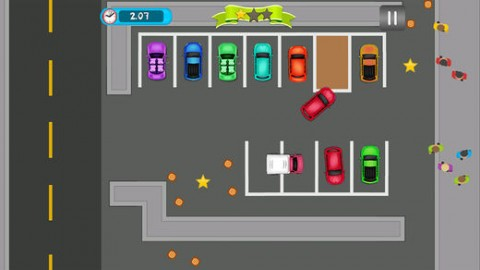 Car Parking Simulator Frenzy截图(4)