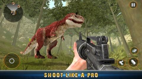 真正的恐龙丛林猎人临3D截图(4)