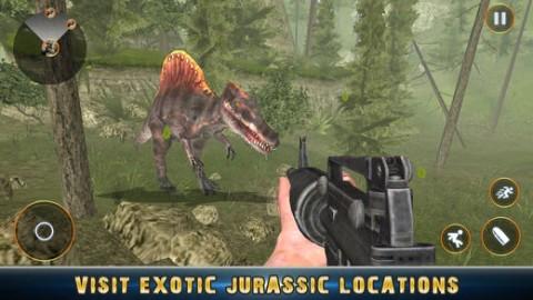 真正的恐龙丛林猎人临3D截图(5)