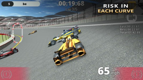Indy Formula 500截图(2)