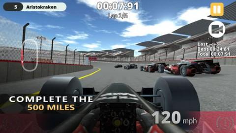 Indy Formula 500截图(5)
