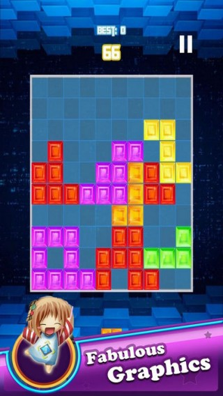 Mini Block Drop Puzzle截图(3)