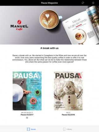 Pausa Magazine截图(1)