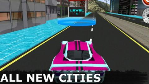 Car Stunt and Racing 3D 2018截图(1)