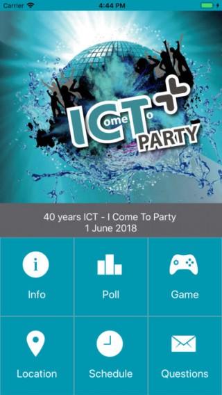 ICT Party截图(1)