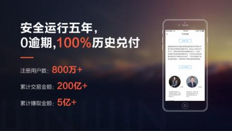 盈盈理财旗舰版—100%历史兑付的投资理财平台截图(2)