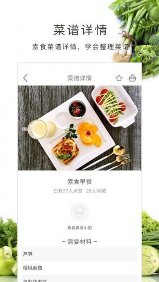 素食沙拉,食疗保健菜谱截图(3)