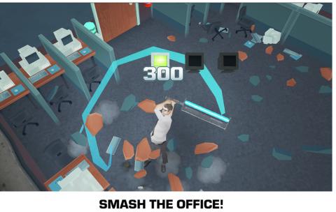 办公室炸翻天截图(2)