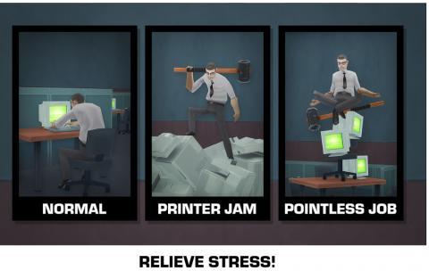 办公室炸翻天截图(4)