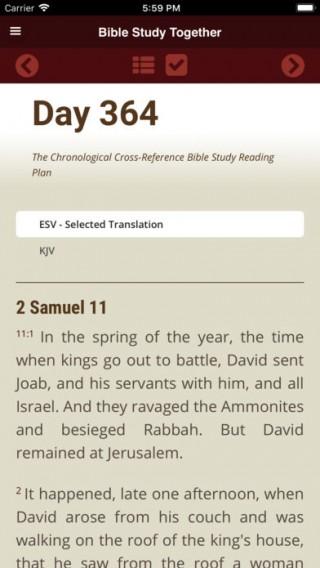 Bible Study Together截图(3)