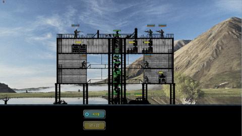 堡垒TD汉化版截图(2)