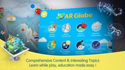 AR Globe by Vivabro截图(2)