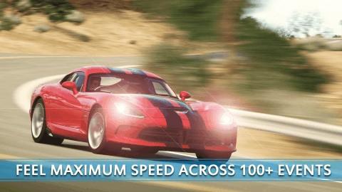 追逐高速赛车的街道截图(1)