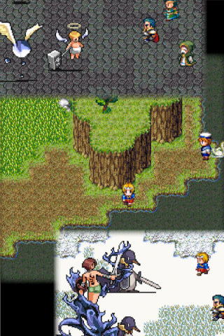 万事屋RPG截图(4)