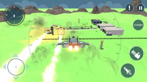War Planes Craft Ships Attack截图(2)