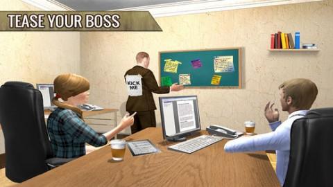 吓唬你的老板截图(2)