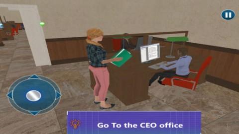 吓唬你的老板截图(5)