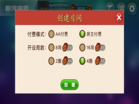 新河麻将截图(5)
