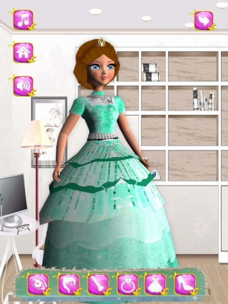 AR娃娃装扮截图(7)