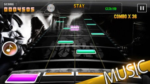音乐节奏游戏音乐方块游戏截图(2)