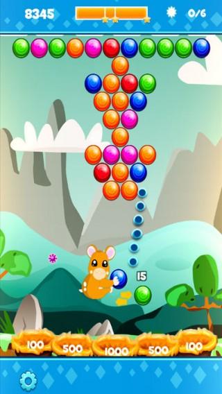 泡沫折腾的挑战截图(1)