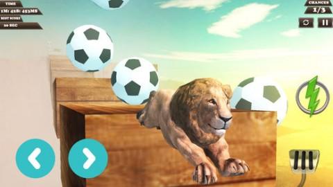 动物跳跃特技司机截图(5)