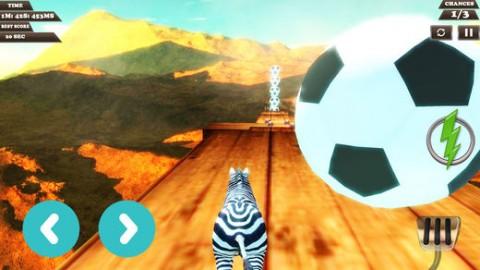 动物跳跃特技司机截图(3)