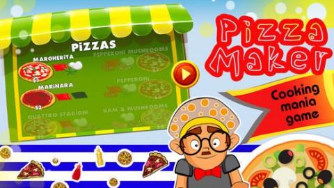 比萨厨房厨师截图(3)