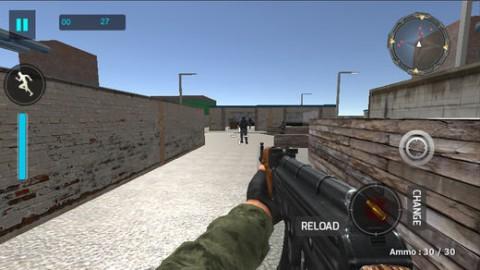 突击队基地射手3D安卓版截图(4)