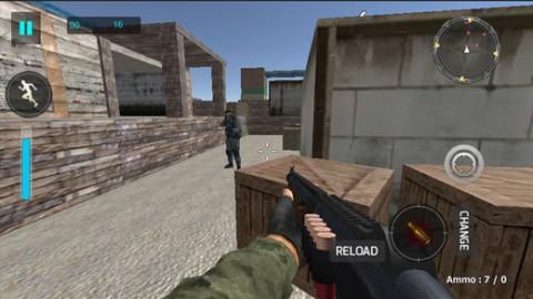 突击队基地射手3D安卓版截图(3)