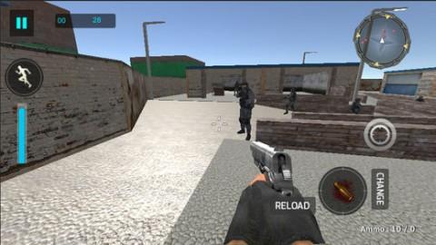 突击队基地射手3D安卓版截图(2)