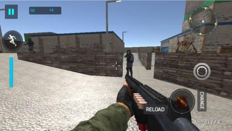 突击队基地射手3D安卓版截图(1)