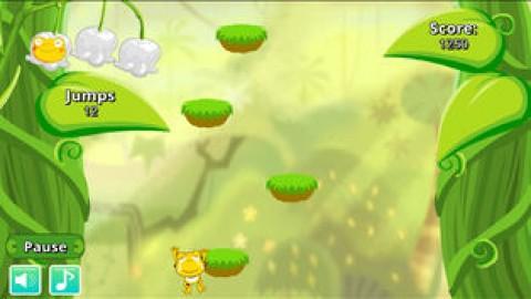 青蛙跳跳樂 - 青蛙旅行家的歡樂跳躍截圖(2)