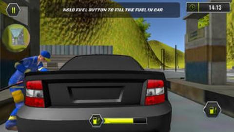 加油站&洗車遊戲截图(1)