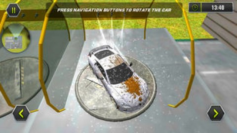 加油站&洗車遊戲截图(3)