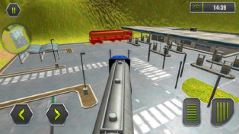 加油站&洗車遊戲截图(4)