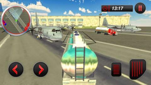 飛機油輪運輸截图(1)