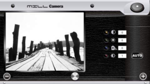BW Camera - 黑与白的美截图(2)