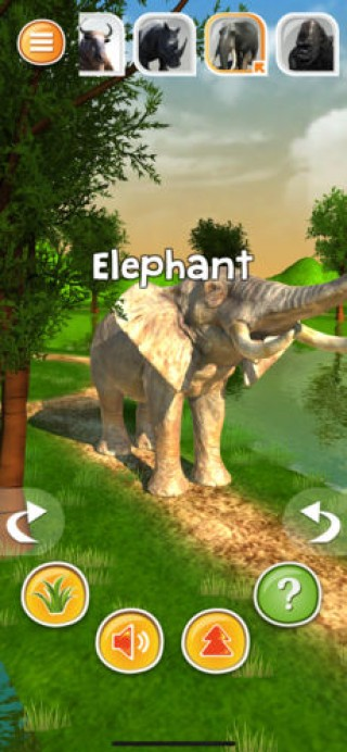 Animal Simulator 3D - Leopard截图(4)