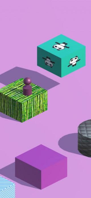 欢乐跳一跳  小游戏单机截图(2)