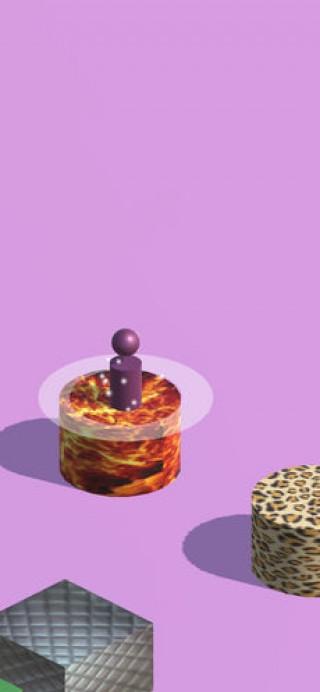 欢乐跳一跳  小游戏单机截图(3)