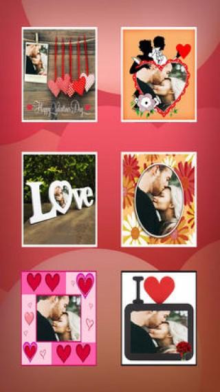 Love Frames-Valentine PhotoLab截图(4)