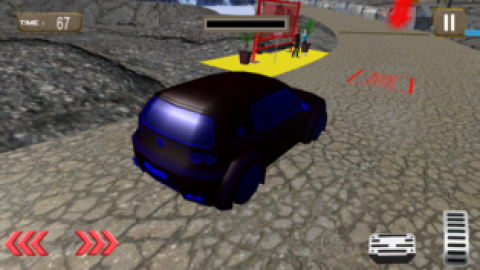 City Taxi Driving Simulator截图(1)