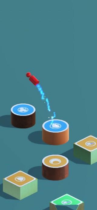 跳一跳大作战-单机小游戏截图(2)