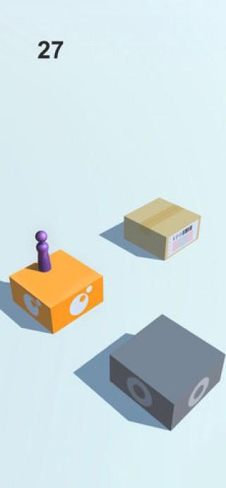 跳一跳小游戏休闲单机手游截图(4)