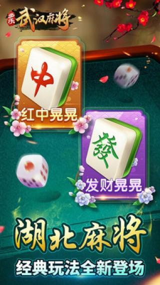 多乐武汉麻将截图(1)
