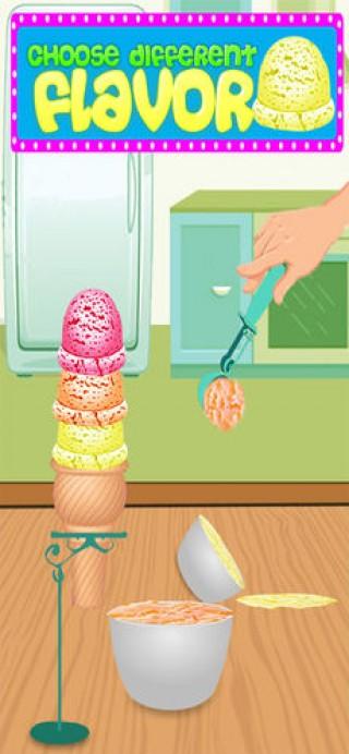 壁画冰淇淋游戏截图(1)